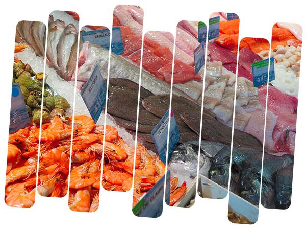 Choix, Qualité et Fraîcheur de la poissonnerie pour particuliers et restaurants